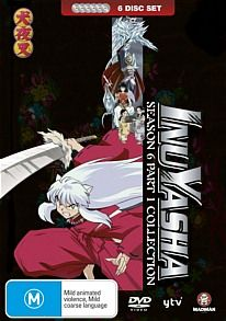 - Inuyasha - Season 6 Part 1 Collection
