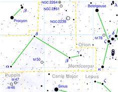 Constellation of the Unicorn - Wikipedia, the free encyclopedia