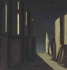 Kay Sage - 1952 - Dreamy Cars for Waterbury
