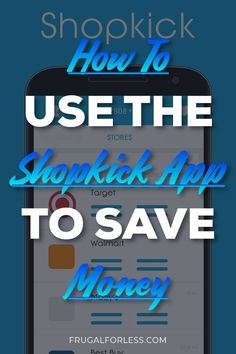 Learn how to use the Shopkick app to save money. This app pays you free cash for scanning barcodes, checking-in at certain stores, scanning receipts, comparing prices and much more. It's free to use. Make Money Today, Money Now, Make Easy Money, Apps That Pay You, Survey Sites That Pay, Best Money Making Apps, Money Saving Tips, Living On A Budget, Budgeting Tips