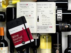 Moleskine Wine Journal