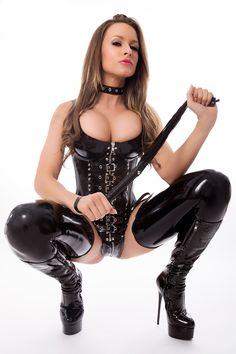 leather latex pvc rubber