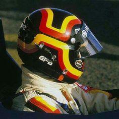 Stefan Bellof 1985 Tyrrell 012