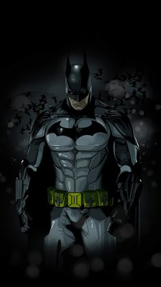 Batman by Lucian Toma - visit to grab an unforgettable cool 3D Super Hero T-Shirt!