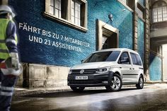 Volkswagen Caddy Campaign on Behance