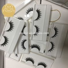 Factory direct sale lashes korea fake eye lashes cruelty free lashes