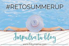 Este verano toca impulsar tu blog para ganar visibilidad y aprender como ser un influencer en tu sector. ¿Te apuntas? Curso #retosummerup
