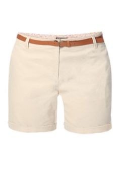 Folded Hem Belted Shorts from Mr Price Belted Shorts, High Waisted Shorts, Casual Shorts, Denim Shorts, Mr Price Clothing, Lady, Shopping, Clothes, Fashion