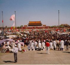 Voices from Tiananmen