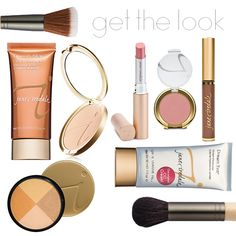 Check out Jane Iredales makeup blog - get the look with some user-friendly makeup tips
