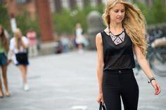 Copenhagen Fashion Week Street Style By Le 21ème