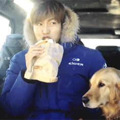 Lee Min Ho for Eider, F/W 2015, cr. ohchloe.