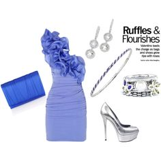 Formal Night Out, created by generousgems on Polyvore