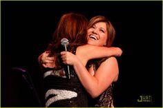 Kelly Clarkson and Martina McBride