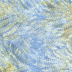 Sea+Salt+Weed+Batik+by+Island+Batiks+at+Creative+Quilt+Kits