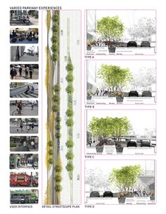 Blurring the Infrastructural Realm by Tina Chee, via Behance