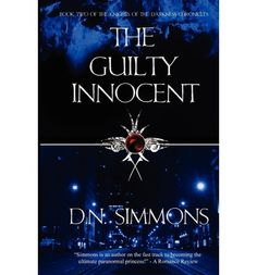The Guilty Innocent is the second novel in the edgy, action-packed, sexually-charged, Knights of the Darkness Chronicles. In this installment, Darian, the gorgeous, charismatic and charming master vampire of Chicago is framed for a crime he didn't commit, but why