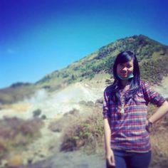 Kawah Sikidang - Dieng - Central Java