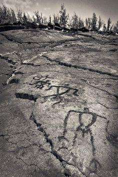 I love Hawaiian history and want to see the Petroglyphs on the Big Island when staying at #Aston (Field at Waikoloa More - Hawaii)