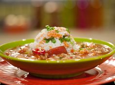 Everything Gumbo Recipe : Rachael Ray : Food Network - FoodNetwork.com