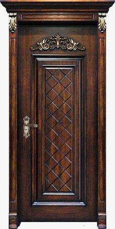 New Room Door Design Modern Wood 25 Ideas Wooden Front Door Design, Door Gate Design, Room Door Design, Wooden Front Doors, Modern Front Door, Wood Doors, Front Entry, Wooden Door Hangers, Window Design