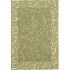 Outdoor rug. $102.99