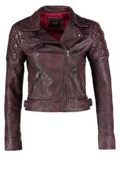 Guess RAEGAN Veste en cuir potent purple prix Veste femme Zalando 319.90 €