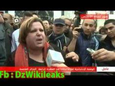 Une enseignante à l'université, attaque les intellectuels et les députés...