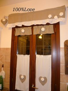 1000 Images About Tende On Pinterest Kitchen Curtains Cucina And Curtains