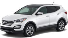#Hyundai Santa Fe in Aurora