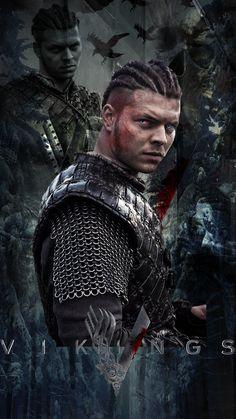 Vikings Time, Vikings Ragnar, Ragnar Lothbrok, Viking Warrior Tattoos, Ivar Vikings, Viking Wallpaper, Ivar The Boneless, Most Beautiful Wallpaper, Great Backgrounds