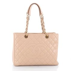 e713c7dda Buy Chanel Grand Shopping Tote Quilted Caviar Neutral 2145905 – Trendlee