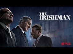 The Tonight Show Starring Jimmy Fallon presents this exclusive trailer for Martin Scorsese's The Irishman, starring Robert De Niro, Al Pacino, and Joe Pesci. The Irishman hits theaters November 1 and on Netflix November Connect with The Irishman. Netflix Online, Films Netflix, Netflix Kids, F Movies, Movies To Watch, Movies Online, Al Pacino, Martin Scorsese, American History