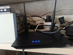 VPN Server Router - ASUS RT-N12