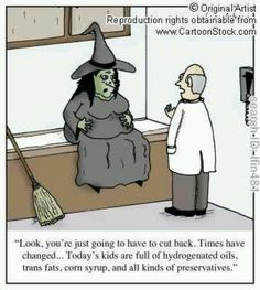 Low Carb Witch!
