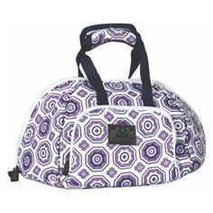 Equine Couture Kelsey Hat Bag Purple - 110560-168/STD