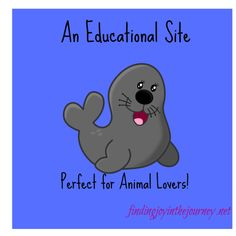 Have an animal lover? Looking for an educational site that would be perfect for them? Then check out Junior explorers! This educational site is perfect for kids.