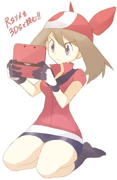 May By Kumonami Pok 233 Mon Sapphire Pokemon Pokemon