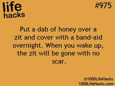 1000 life hacks is here to help you with the simple problems in life. Posting Life hacks daily to help you get through life slightly easier than the rest! Simple Life Hacks, Useful Life Hacks, Life Hacks Acne, Life Hacks Pimples, Future Life, Makeup Tricks, Beauty Hacks No Makeup, Diy Beauty, Trick 17