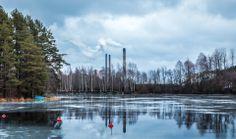 Kuopio, 25th December 2013, no snow
