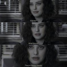 Imagen de 13 reasons why, hannah baker, and friends 13 Reasons Why Reasons, 13 Reasons Why Netflix, Thirteen Reasons Why, 13 Reasons Why Quotes Sad, I Have No Friends, Having No Friends, Fake Friends, Film Quotes, Sad Quotes