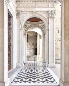 "nature-and-culture: ""Bergamo, Italy, via academia_carrera """