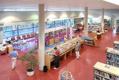 Biblioteca Guinardó - Mercè Rodoreda (Horta-Guinardó, Barcelona) barcelona_guinardo_06 | Flickr: Intercambio de fotos