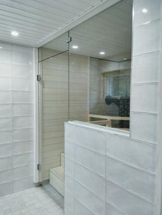 lasiseinä sauna - Google-haku Alcove, Bathtub, Bathroom, Google, Standing Bath, Bath Room, Bath Tub, Bathrooms, Bathtubs
