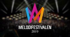 Die Ergebnisse des vierten Semifinales von Melodifestivalen 2019! Stockholm, Logos, Sweden, Logo