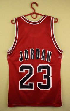 4410f5049337 Vintage Chicago Bulls jersey  23 Michael Jordan champion NBA basketball  size S  MichaelJordan