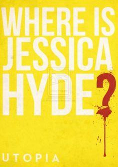 Where is Jessica Hyde Utopia