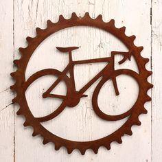 Speed demon road bike bicycle art