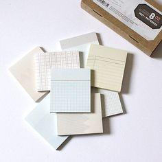 Sticky Note Pads from Paperways (Korea)