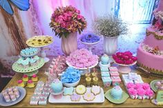Butterfly's Garden Birthday Party Ideas | Photo 1 of 36